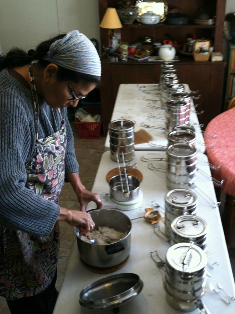 Lini's Indian Home Cooking Article in Edible Vermont