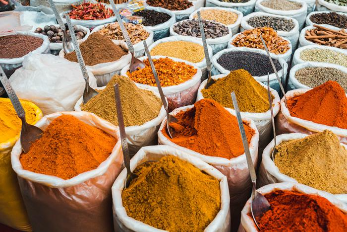 Indian Spice Blends Culinary Class – 11/30/17 at the River Garden Kitchen
